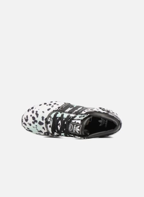 Sneakers adidas originals Los Angeles J Grijs links