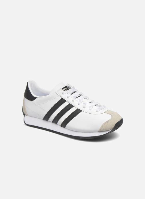 988c01ecdf3 adidas originals Country Og J (Blanc) - Baskets chez Sarenza (263011)