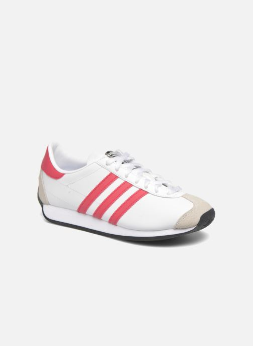 best cheap 8d862 2a89b Trainers Adidas Originals Country Og J White detailed view Pair view