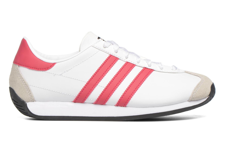Sneakers Adidas Originals Country Og J Hvid se bagfra