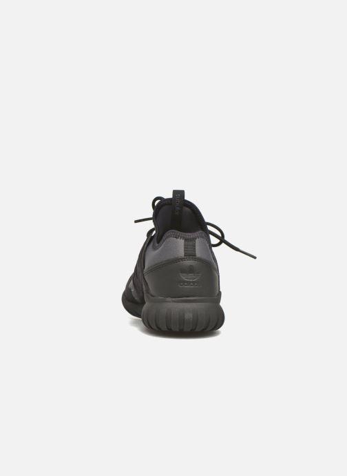 Sneakers adidas originals Tubular Radial J Zwart rechts