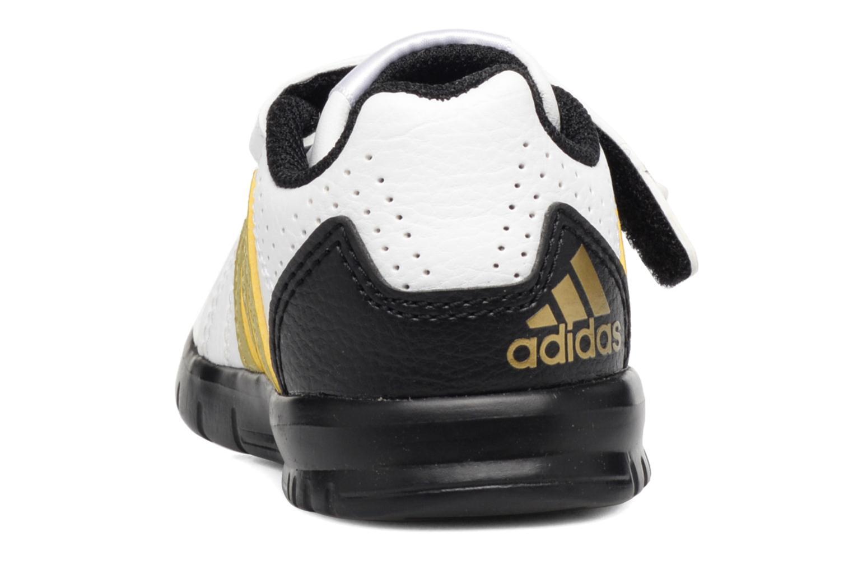 Baskets Adidas Performance FB LK Trainer 7 CF I Blanc vue droite