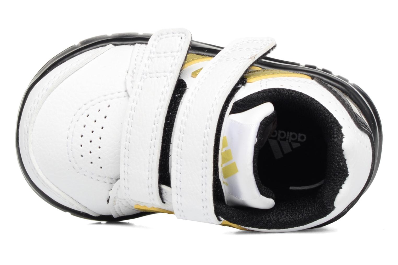 Baskets Adidas Performance FB LK Trainer 7 CF I Blanc vue gauche