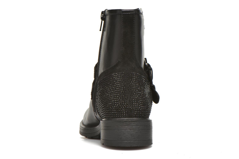 Bottines et boots Bruno Premi Amanda Noir vue droite
