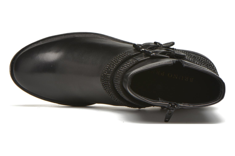 Bottines et boots Bruno Premi Amanda Noir vue gauche