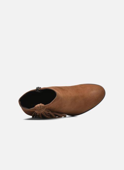 Bottines et boots Bruno Premi Anabella Marron vue gauche