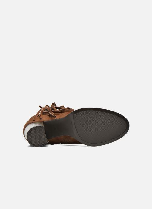 Bottines et boots Bruno Premi Anabella Marron vue haut