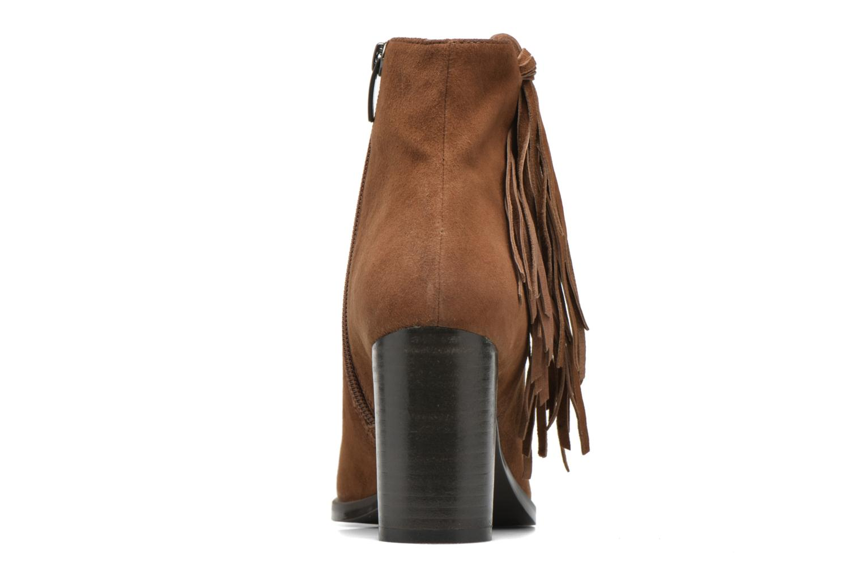 Bottines et boots Bruno Premi Anabella Marron vue droite