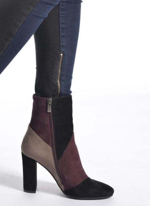 Bottines et boots Bruno Premi Aurora Multicolore vue bas / vue portée sac