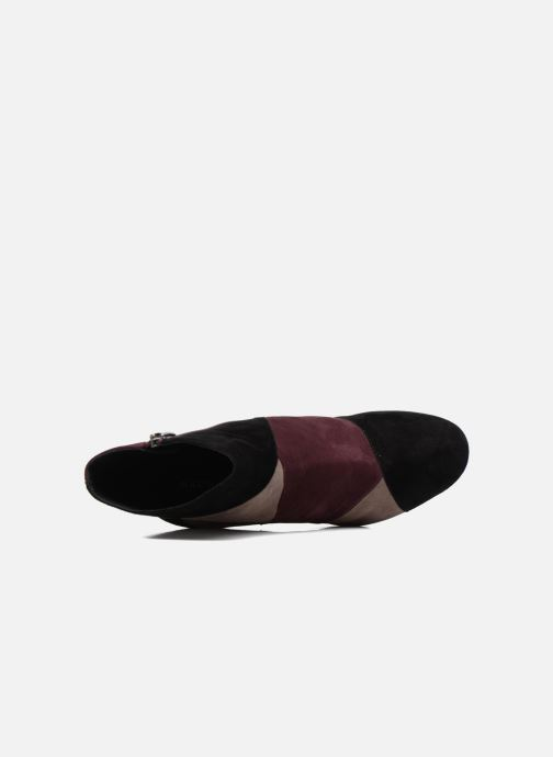Bottines et boots Bruno Premi Aurora Multicolore vue gauche