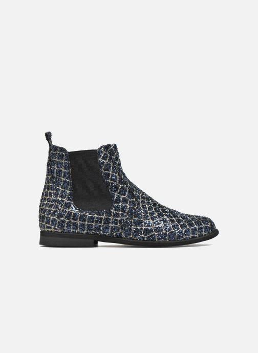 Bottines et boots Manuela de Juan Constance 3 Bleu vue derrière