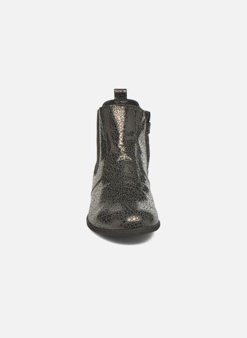 Bottines et boots Manuela de Juan Constance 3 Noir vue portées chaussures