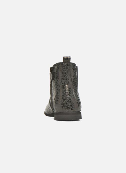Bottines et boots Manuela de Juan Constance 3 Noir vue droite