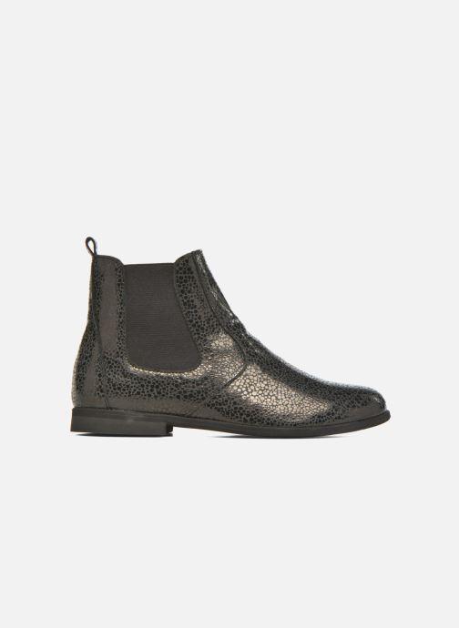 Boots en enkellaarsjes Manuela de Juan Constance 3 Zwart achterkant