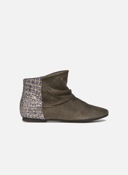 Bottines et boots Manuela de Juan Nikita Gris vue derrière