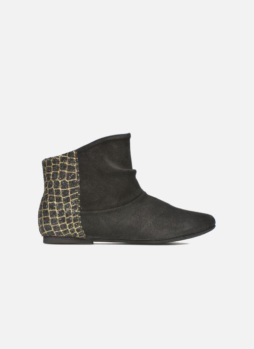 Bottines et boots Manuela de Juan Nikita Noir vue derrière