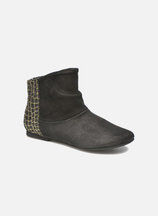 Stiefeletten & Boots Manuela de Juan Nikita schwarz detaillierte ansicht/modell