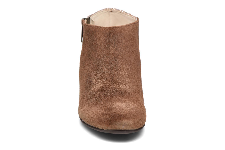 Bottines et boots Manuela de Juan Jenifer Marron vue portées chaussures