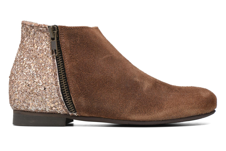Bottines et boots Manuela de Juan Jenifer Marron vue derrière