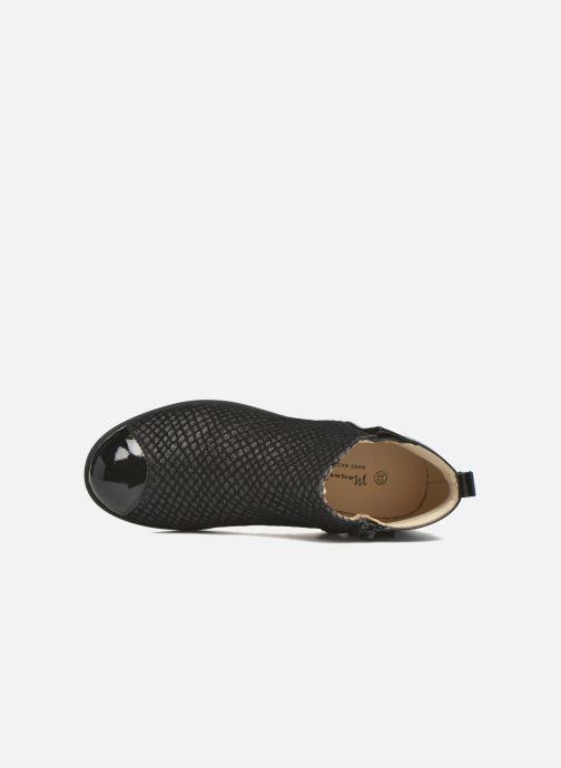 Bottines et boots Manuela de Juan Olivia Noir vue gauche