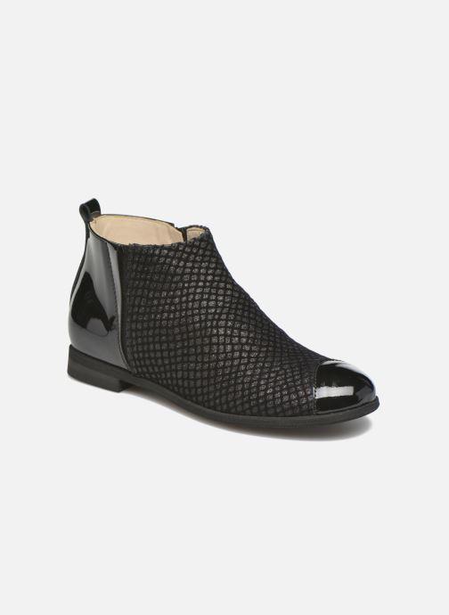 Bottines et boots Manuela de Juan Olivia Noir vue détail/paire