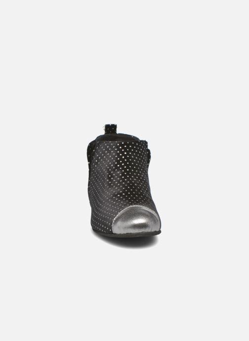 Stiefeletten & Boots Manuela de Juan Olivia schwarz schuhe getragen