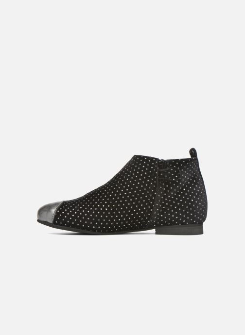 Bottines et boots Manuela de Juan Olivia Noir vue face