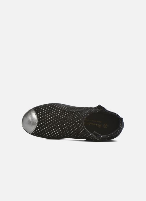 Stiefeletten & Boots Manuela de Juan Olivia schwarz ansicht von links
