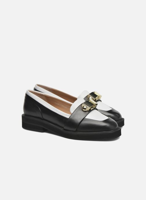 Loafers Carven Mocassin Sort 3/4 billede