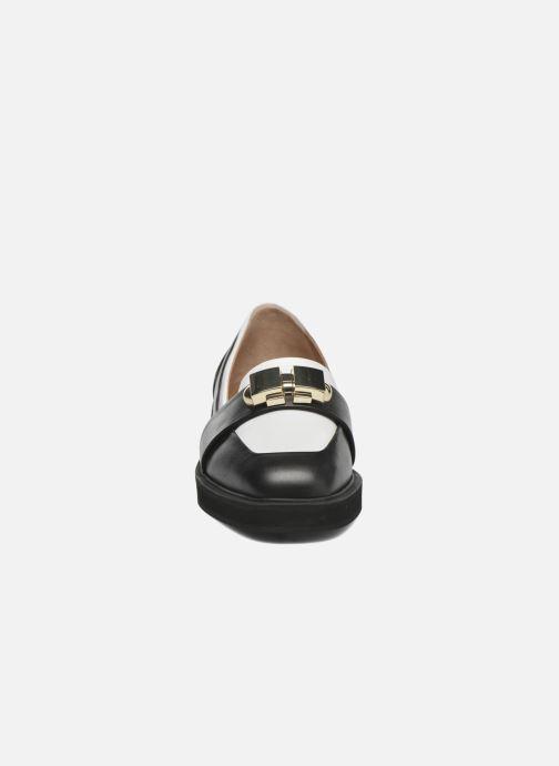 Mocassins Carven Mocassin Noir vue portées chaussures