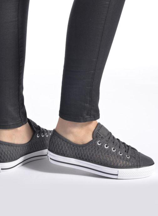 Sneakers Converse Chuck Taylor All Star High Line Ox Grijs onder