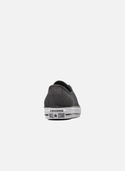 Sneakers Converse Chuck Taylor All Star High Line Ox Grijs rechts
