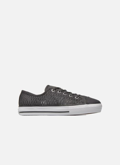 Sneakers Converse Chuck Taylor All Star High Line Ox Grijs achterkant