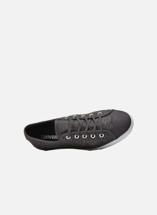 Sneakers Converse Chuck Taylor All Star High Line Ox Grijs links