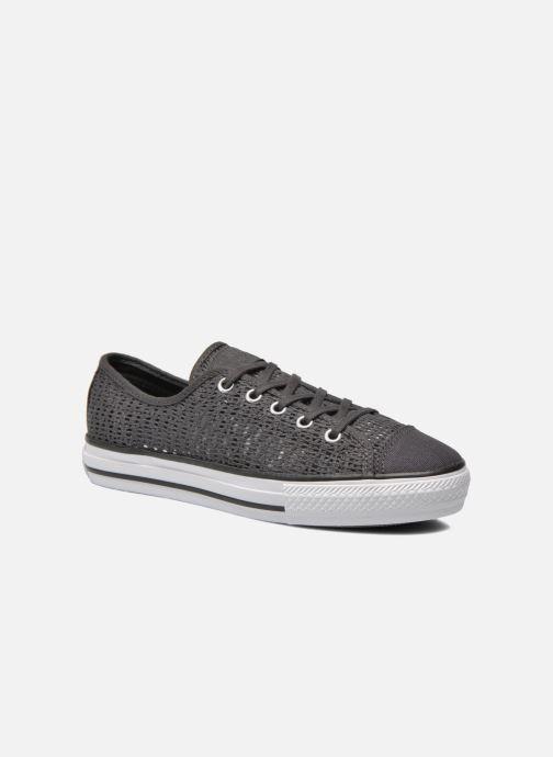 Sneakers Converse Chuck Taylor All Star High Line Ox Grijs detail