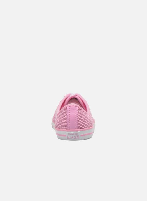 Sneakers Converse Chuck Taylor All Star Dainty Ox W Roze rechts