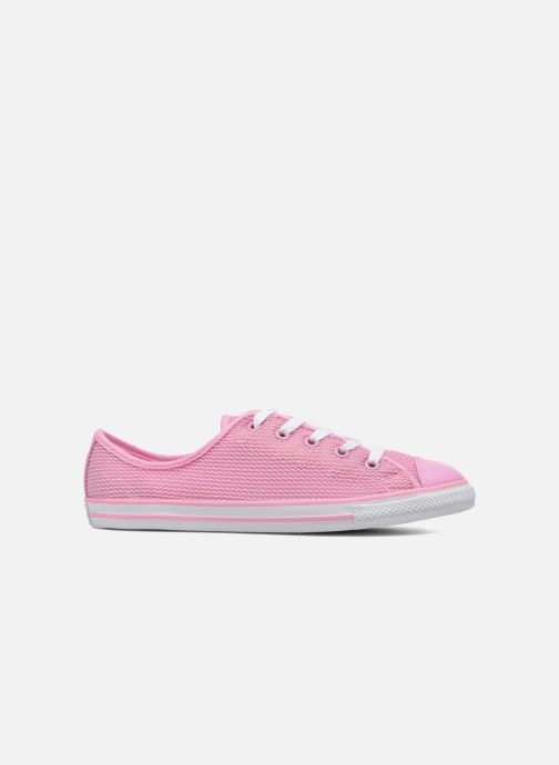 Sneakers Converse Chuck Taylor All Star Dainty Ox W Roze achterkant