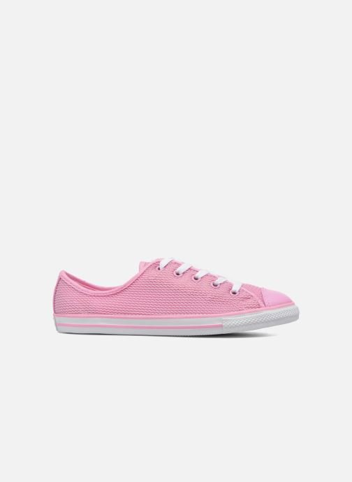 Baskets Converse Chuck Taylor All Star Dainty Ox W Rose vue derrière