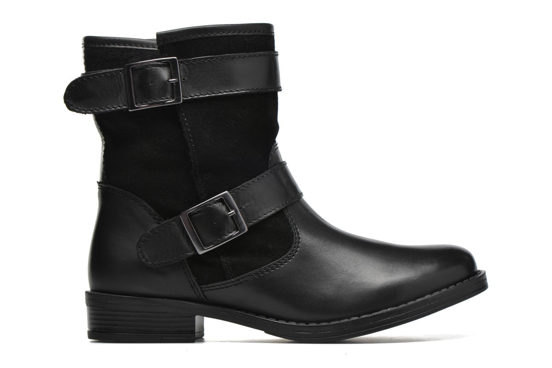 Bottines et boots Georgia Rose Celebi Noir vue derrière