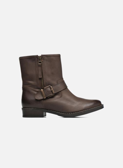 Boots en enkellaarsjes Georgia Rose Celeste Bruin achterkant