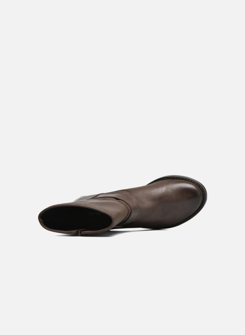 Boots en enkellaarsjes Georgia Rose Celeste Bruin links