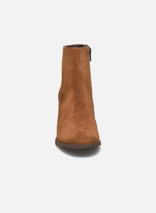Boots en enkellaarsjes Georgia Rose Celulu Bruin model