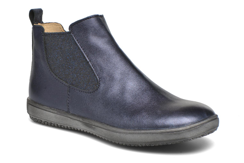 Bottines et boots Achile Sara Bleu vue détail/paire