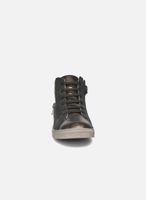 Baskets Achile Carla Noir vue portées chaussures