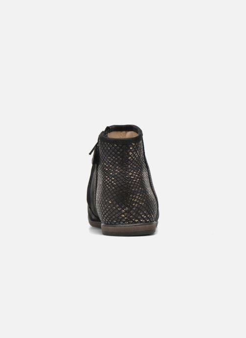 Boots en enkellaarsjes Achile Julie Zwart rechts