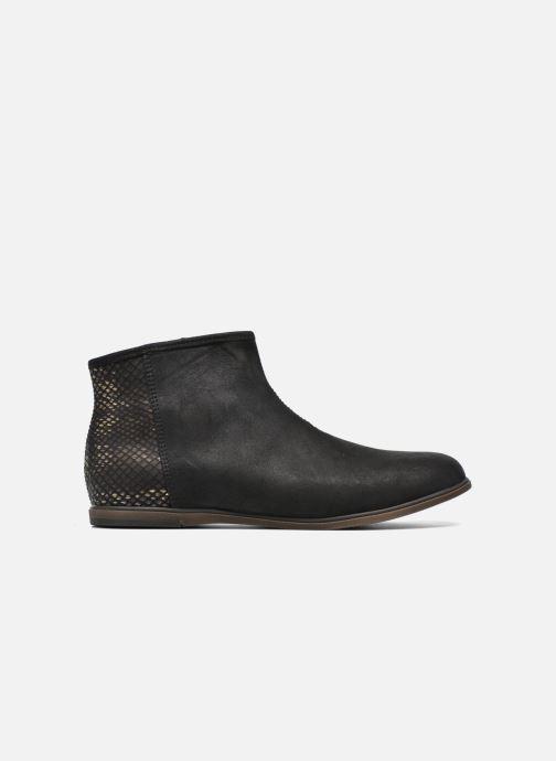 Boots en enkellaarsjes Achile Julie Zwart achterkant