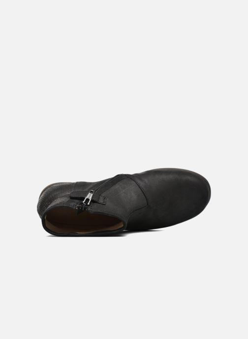 Boots en enkellaarsjes Achile Julie Zwart links