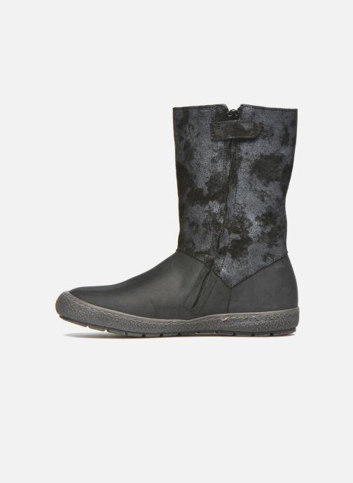Støvler & gummistøvler Achile Sofia Sort se forfra