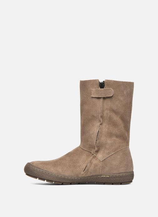 Støvler & gummistøvler Achile Sofia Beige se forfra