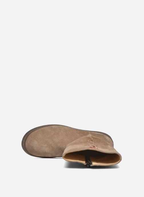 Støvler & gummistøvler Achile Sofia Beige se fra venstre